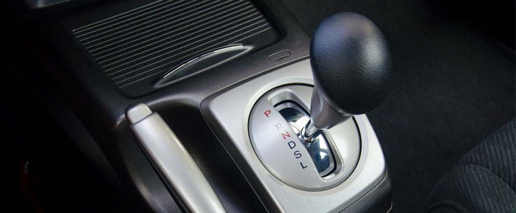 A car featuring an automatic transmission.